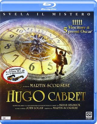 Hugo Cabret (2011) BDRip 576p AC3 ITA_ENG Subs